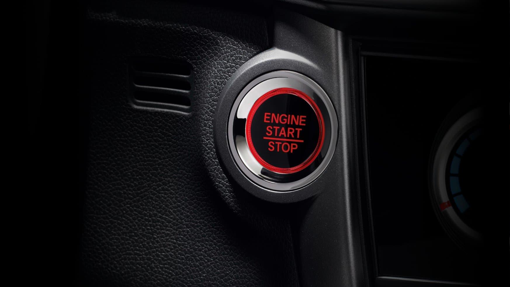 Push button start