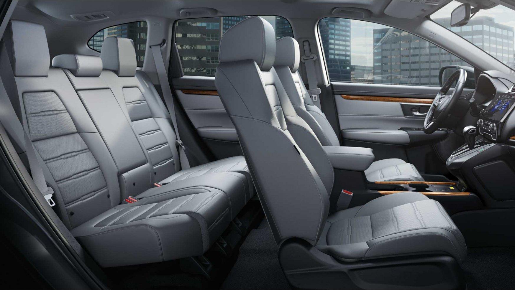 Premium Comfort. Practical Versatility.