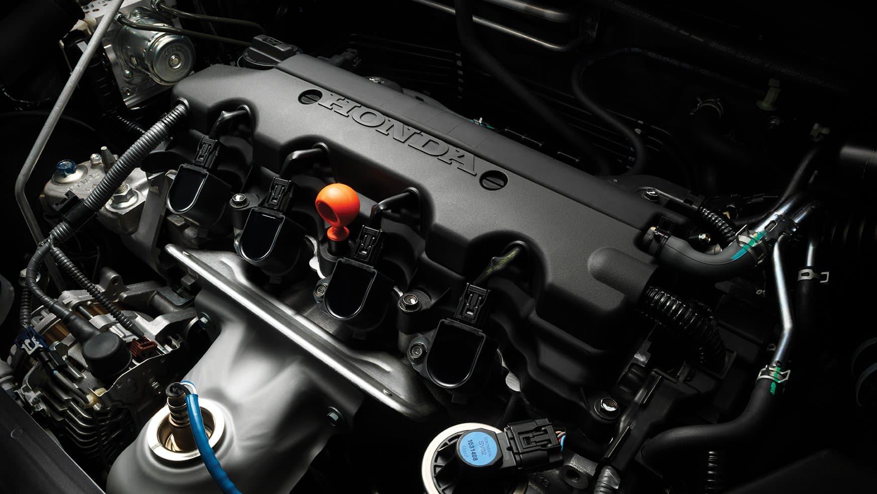 1.8-Liter I-VTEC 4-Cylinder Engine