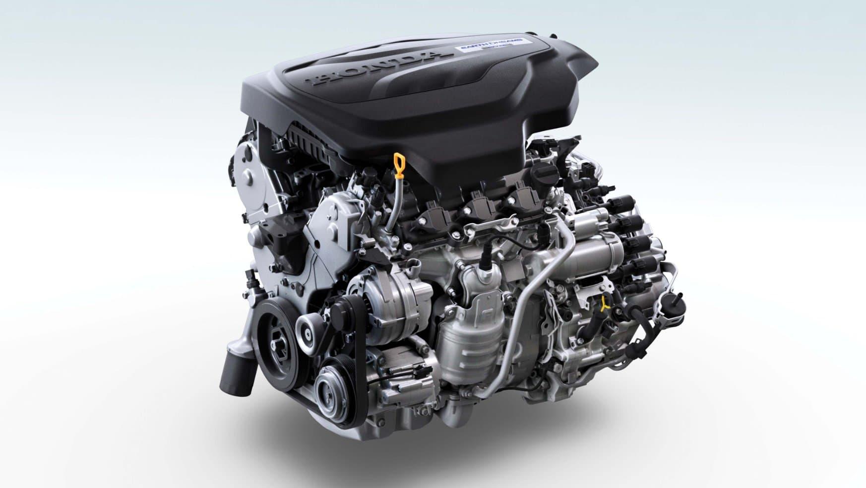 Motor V-6 con Sistema i-VTEC