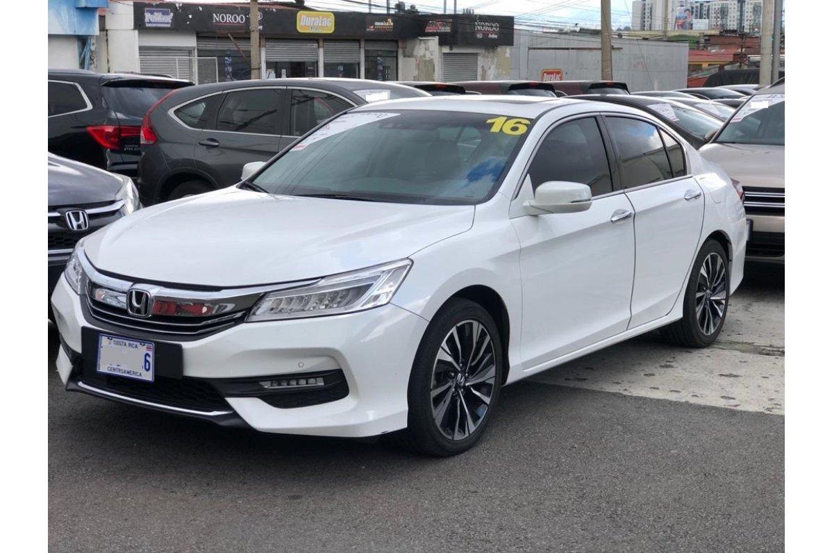 Honda ACCORD - EXL - COD. 387 2016