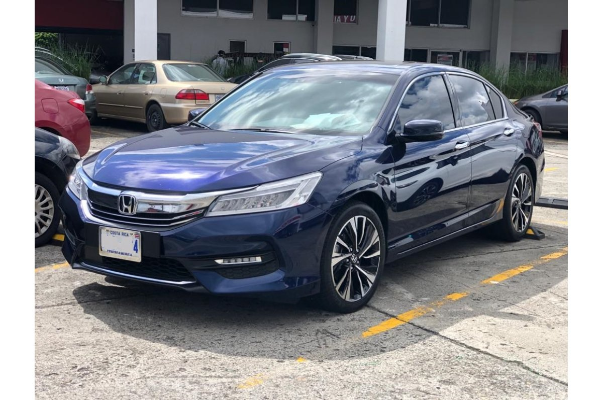 Honda ACCORD - EXL - COD. 391 2016