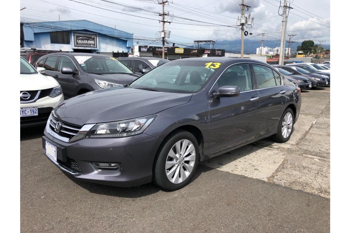 Honda ACCORD - EXL - COD. 392 2013