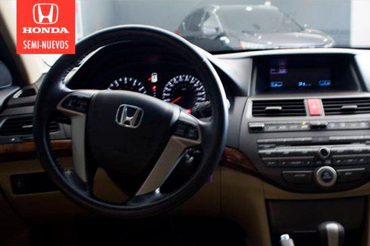 Honda Accord EXL 2011