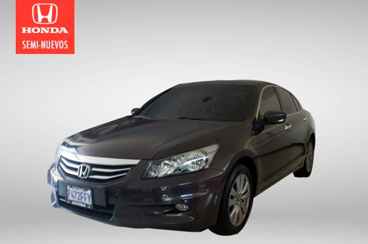 Honda Accord EXL 2012