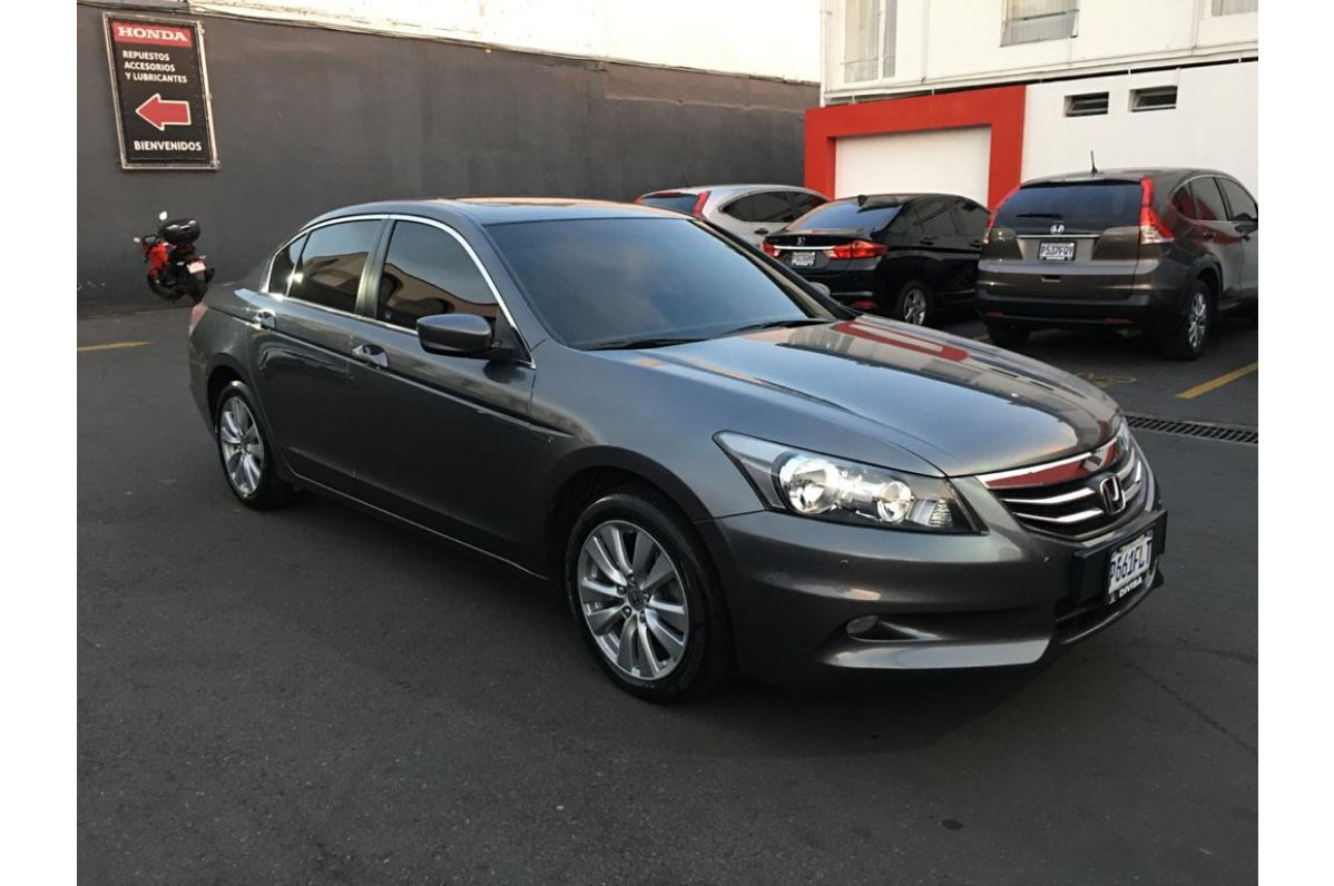 Accord EX 2012