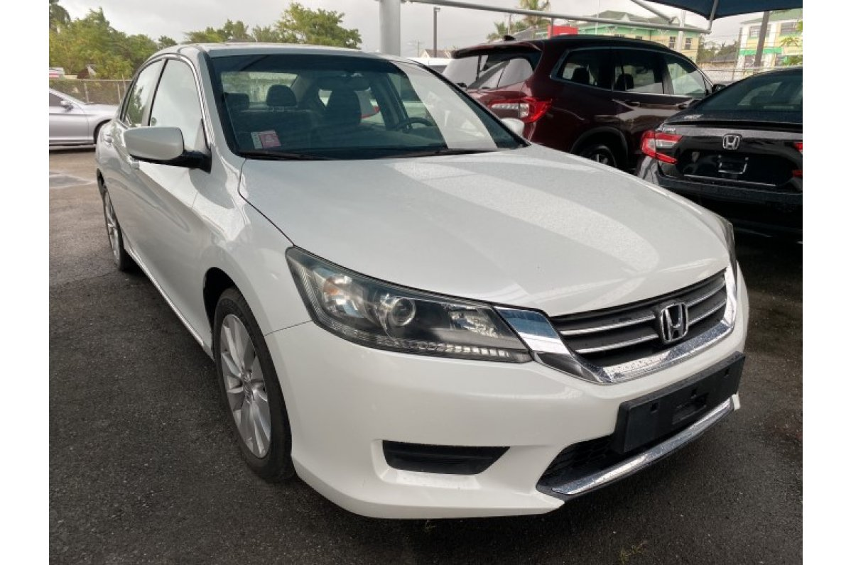 Accord EX 2013