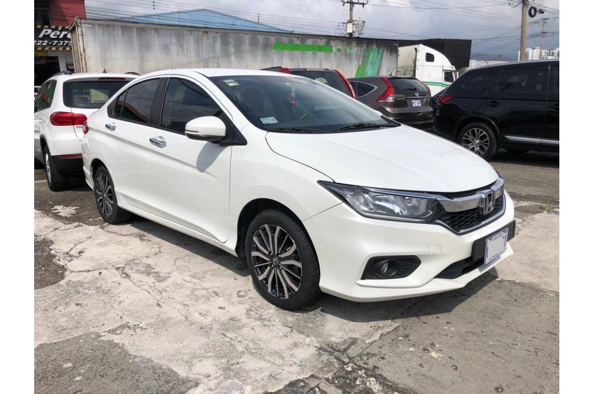 Honda CITY EX - COD. 559 2018