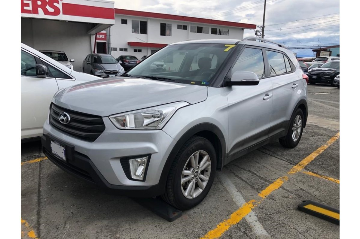 Hyundai CRETA - 4 X 2 - COD. 379 2017