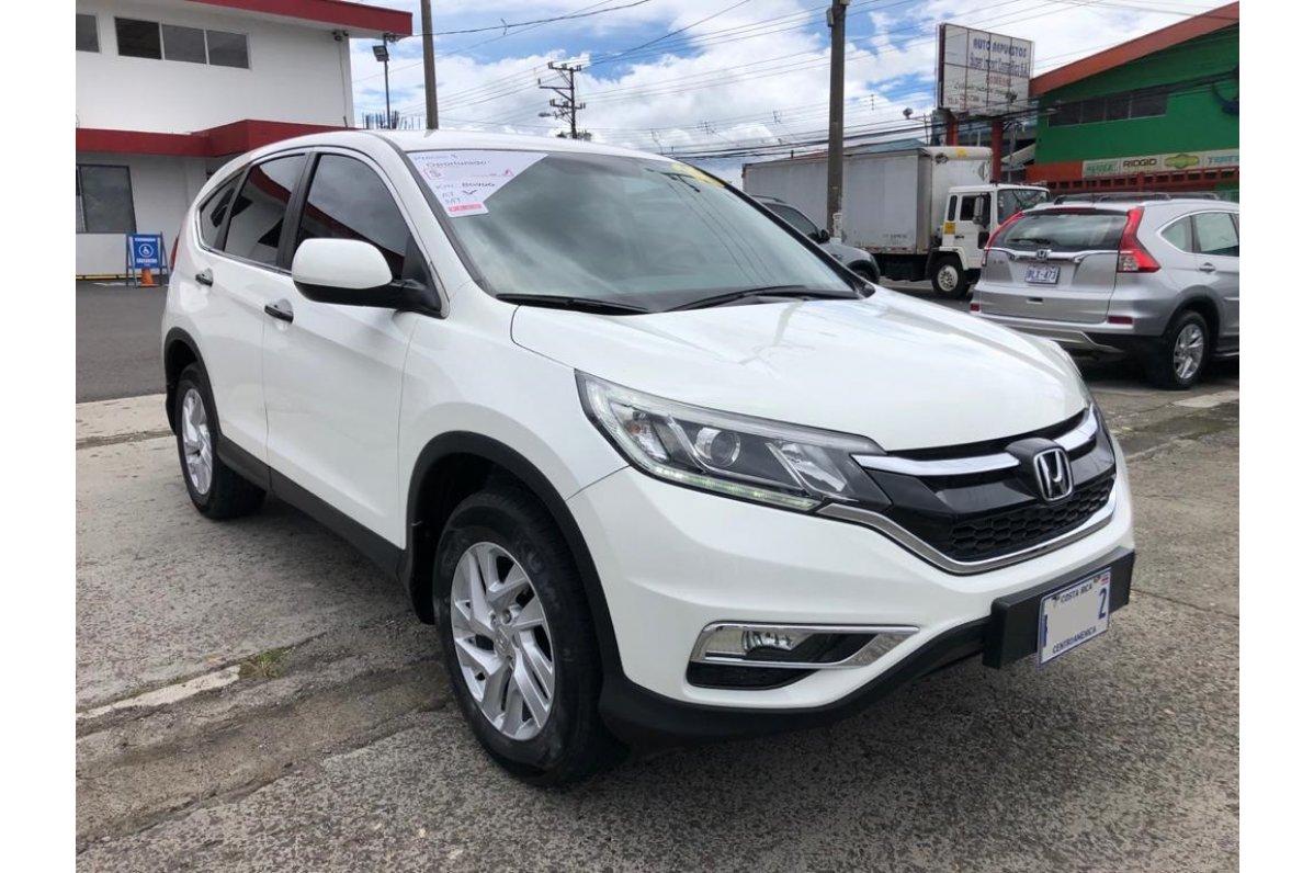 Honda CRV - LX - 4 X 2 - COD. 496 2016