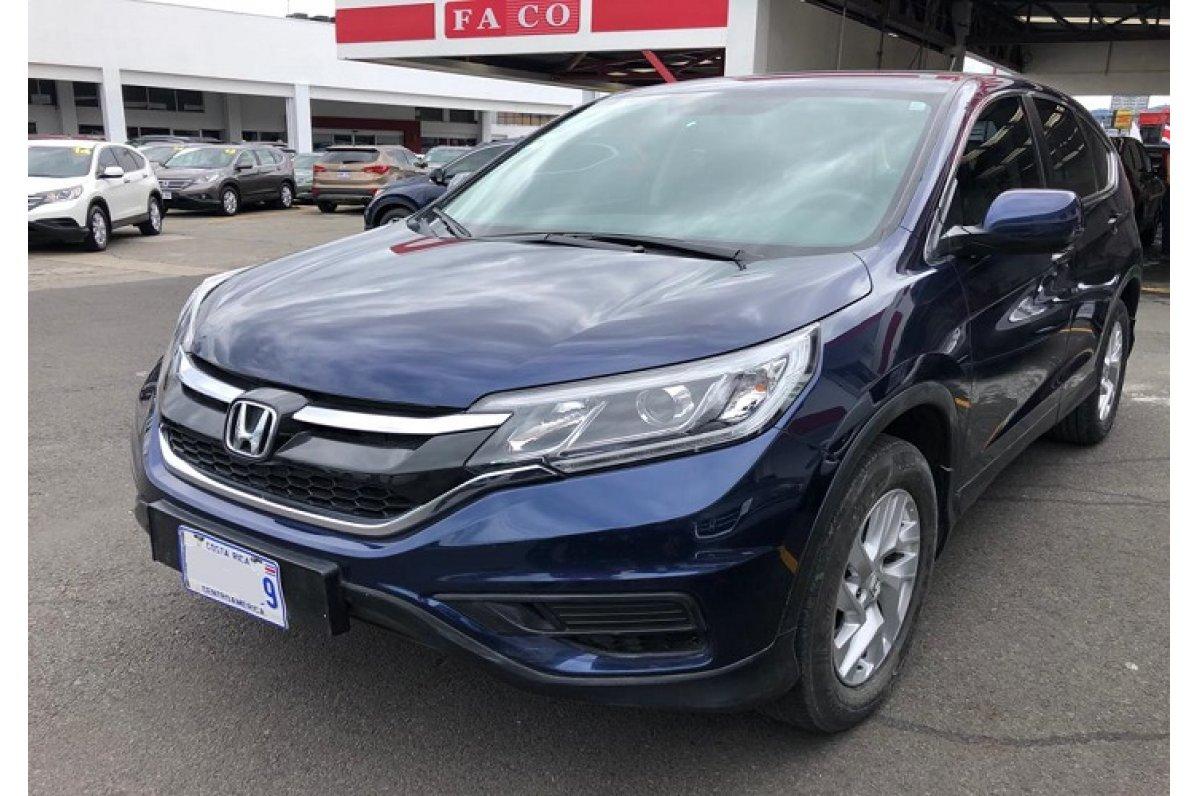 Honda CRV - LX - 4 x 2 - COD. 213 2016