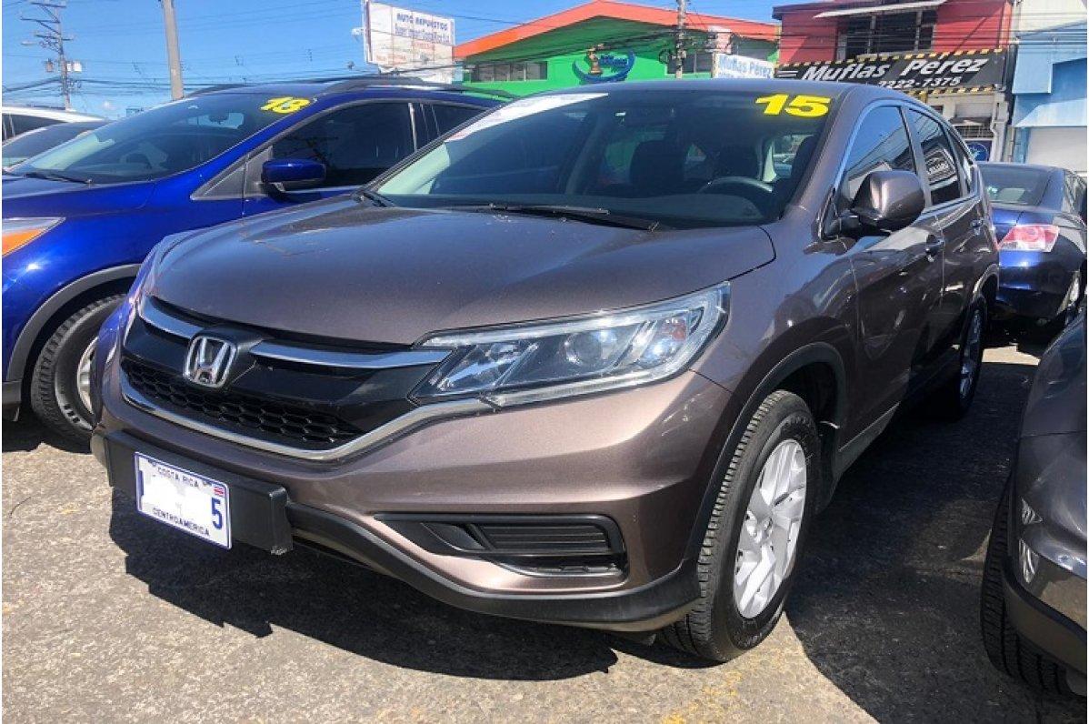 Honda CRV - LX - 4 x 2 - COD. 221 2015
