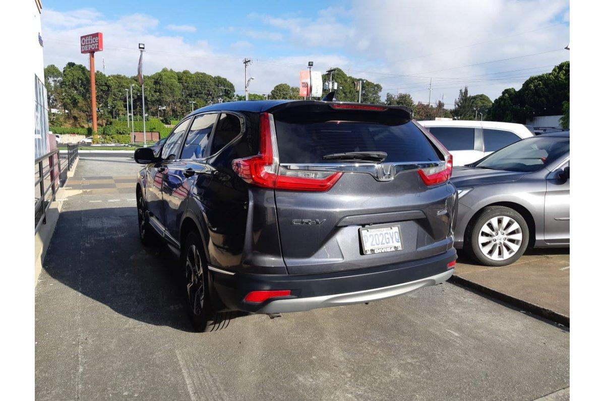 Honda CRV Blindada 2018