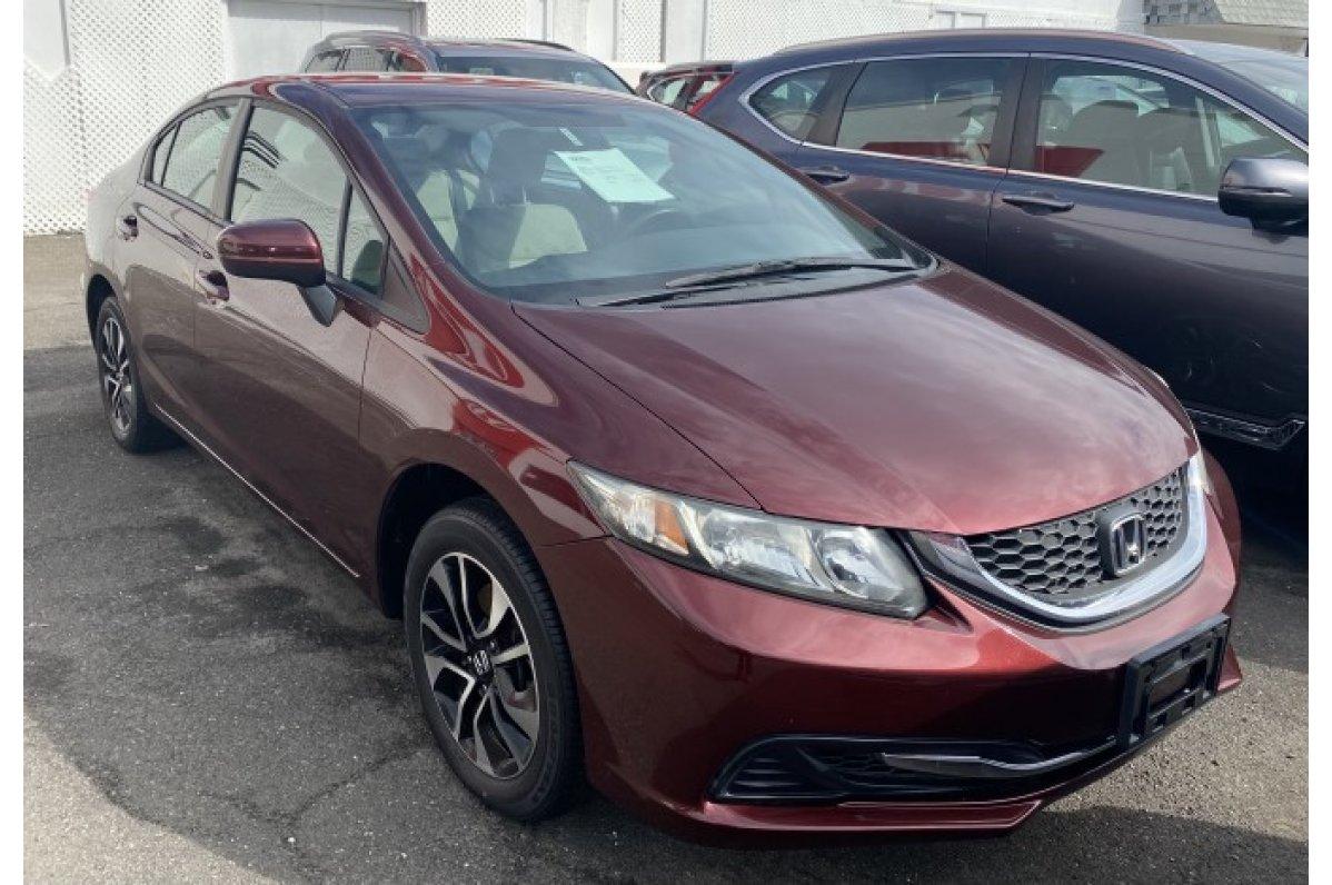 Civic LX 2014