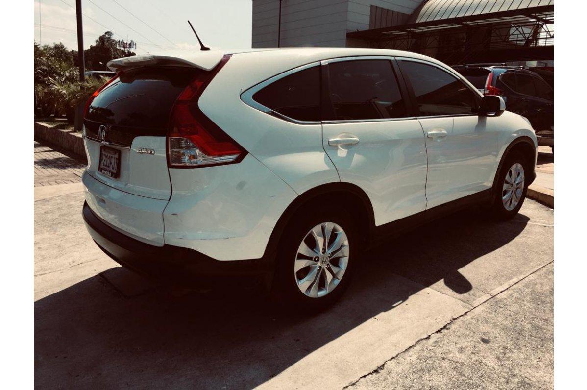 Honda Cr-v EXL 4WD 2012