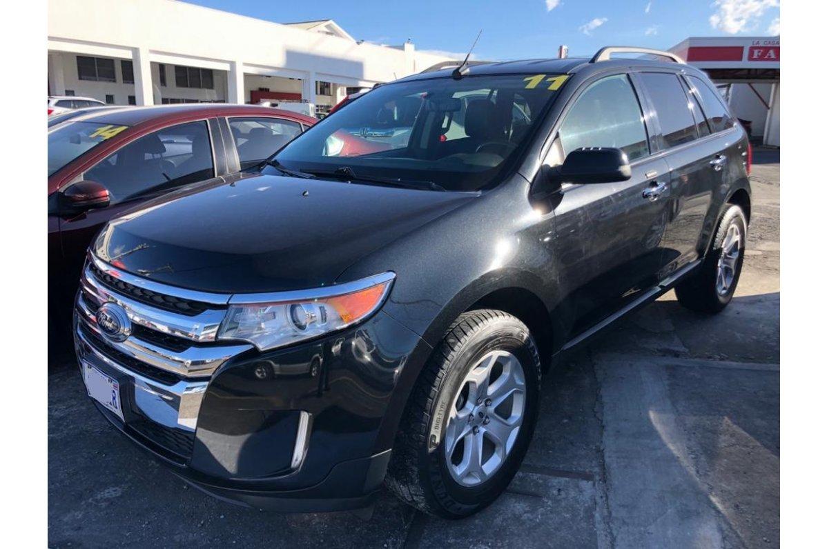 Ford EDGE - 4 X 2 - COD. 476 2011