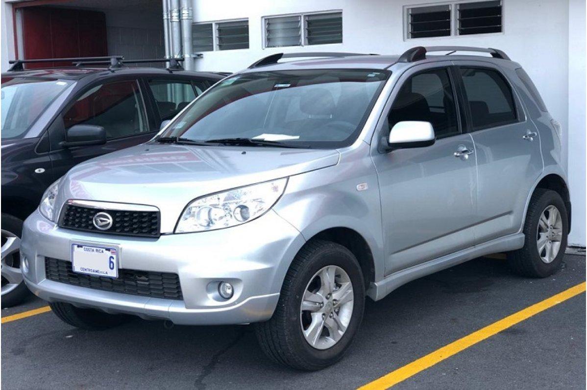 Daihatsu TERIOS BEEGO - COD. 338 2015