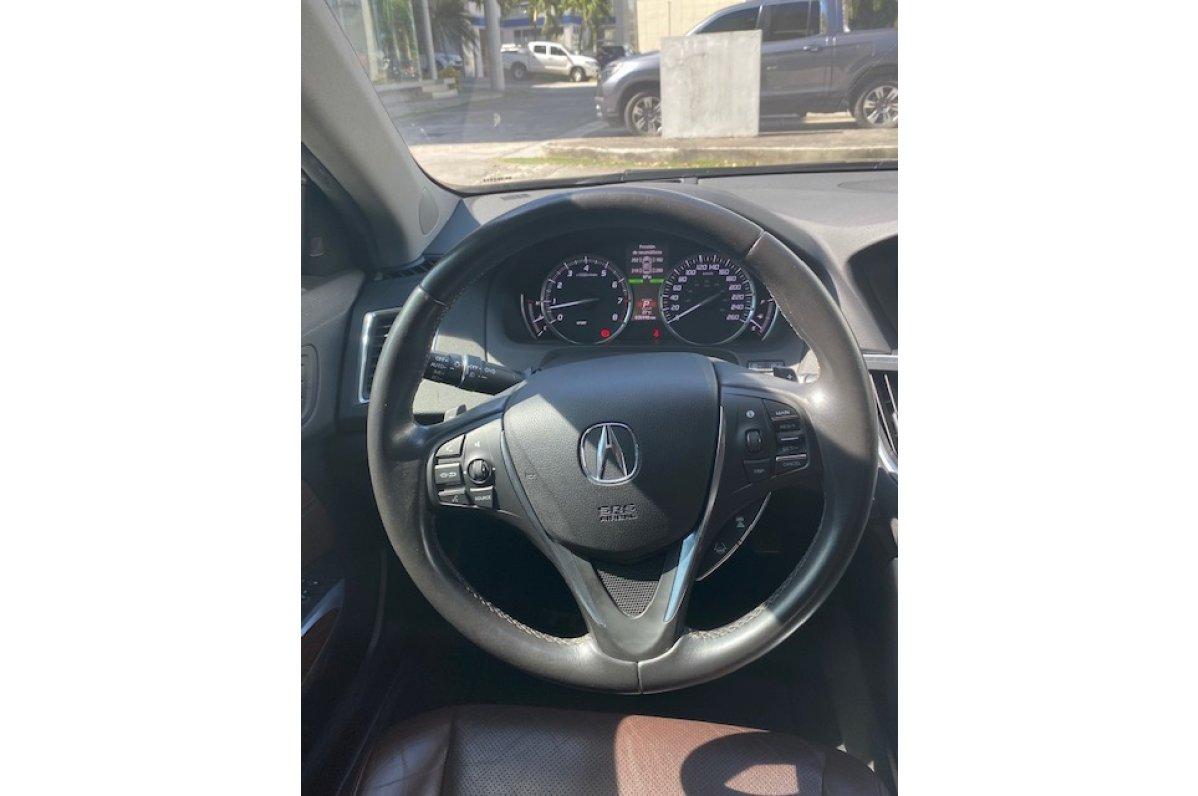 Acura TLX V6 2016